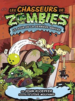 cover image of Le jour de la dernière bavure