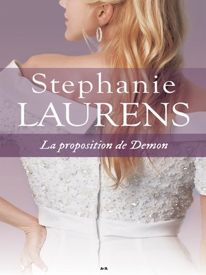 cover image of La proposition de Demon