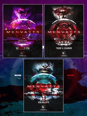 cover image of Coffret Numérique 3 livres--MENVATTS--Héritage maudit--Origines