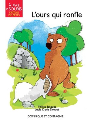 cover image of L'ours qui ronfle