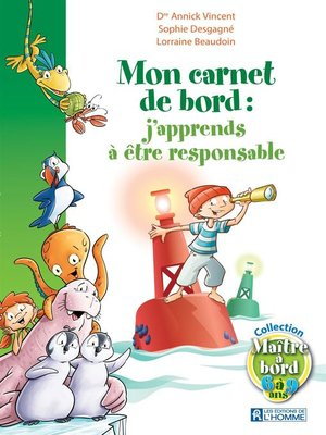 cover image of Mon carnet de bord
