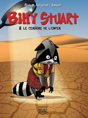 cover image of Billy Stuart 8--Le cerbère de l'enfer