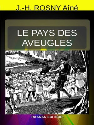 cover image of LE PAYS DES AVEUGLES