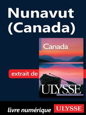 cover image of Nunavut (Canada)