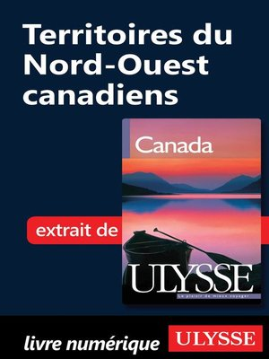 cover image of Territoires du Nord-Ouest canadiens
