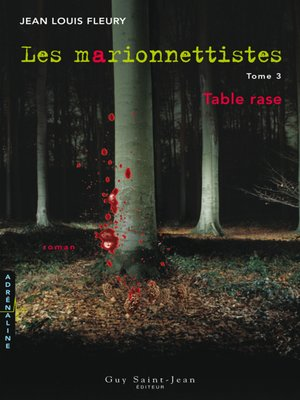 cover image of Les marionnettistes, tome 3