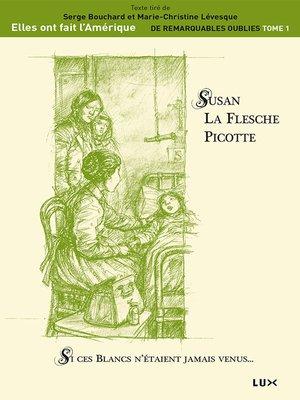 cover image of Susan La Flesche Picotte