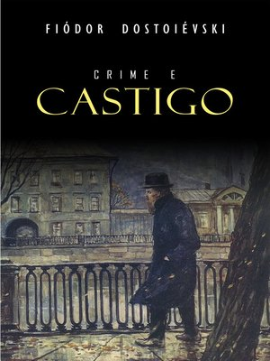 cover image of Crime e Castigo