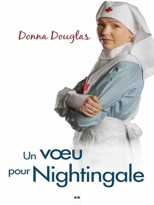 cover image of Un voeu pour Nightingale