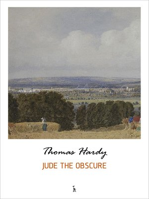 cover image of Jude the Obscure