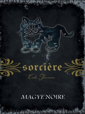 cover image of Magye noire