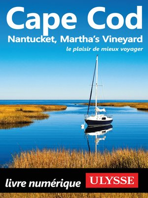 cover image of Cape Cod, Nantucket, Martha's Vineyard