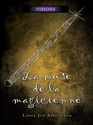 cover image of La muse de la magicienne
