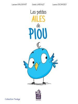 cover image of Les petites ailes de Piou