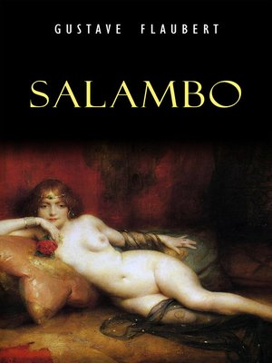 cover image of Salambo