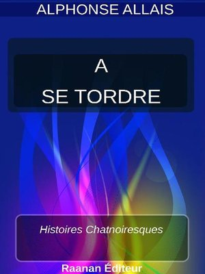 cover image of A SE TORDRE