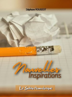 cover image of NOUVELLES INSPIRATIONS