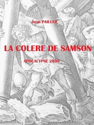 cover image of LA COLERE DE SAMSON
