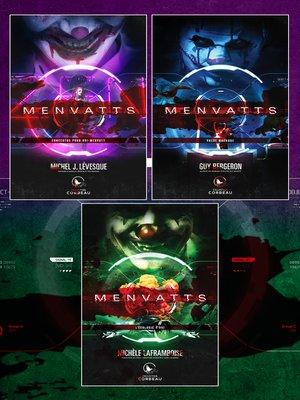 cover image of Coffret Numérique 3 livres--Menvatts--Concertos pour Ody-Menvatts--Valse macabre--L'écologie d'Odi