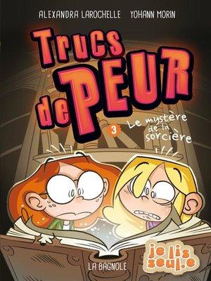 cover image of Le mystère de la sorcière