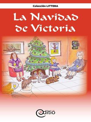 cover image of La Navidad de Victoria