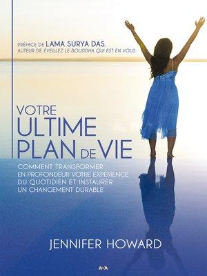 cover image of Votre ultime plan de vie