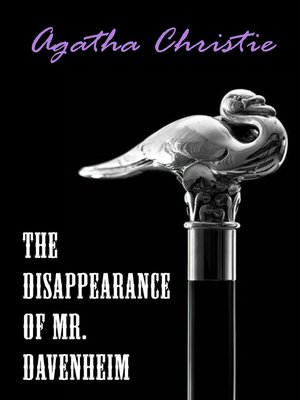 cover image of The Disappearance of Mr. Davenheim (A Hercule Poirot Short Story)