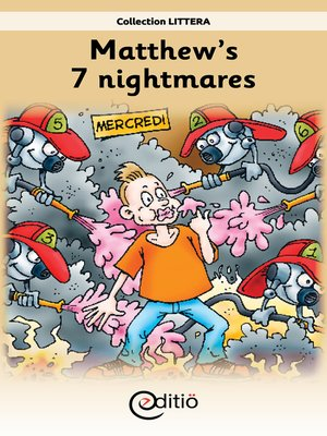cover image of Matthew's 7 nightmares