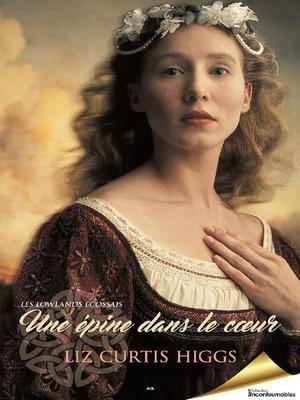 cover image of Une épine dans le coeur