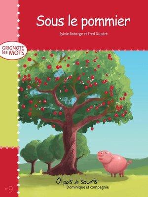 cover image of Sous le pommier