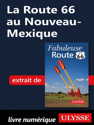 cover image of La Route 66 au Nouveau-Mexique