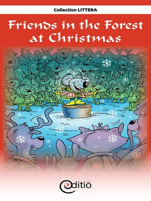 cover image of Friends in the Forest at Christmas