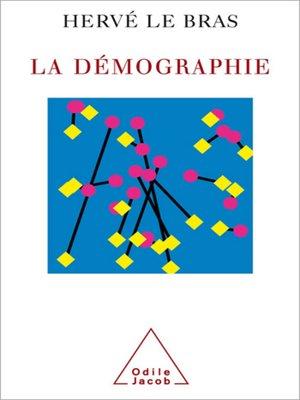 cover image of La Démographie