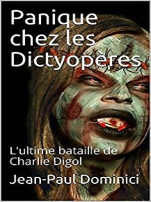 cover image of Panique chez les Dictyoptères