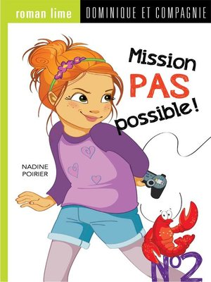 cover image of Mission pas possible! n° 2