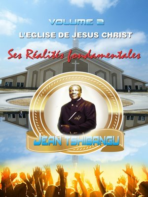 cover image of L' EGLISE DE JESUS CHRIST