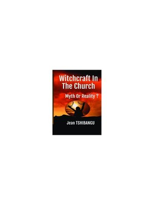 cover image of WITCHCRAFT IN THE CHURCH