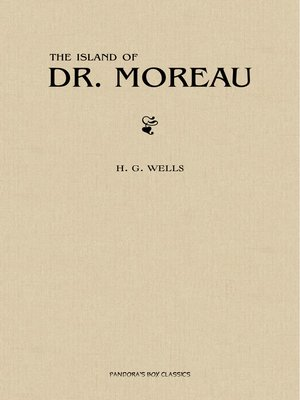 cover image of The Island of Doctor Moreau
