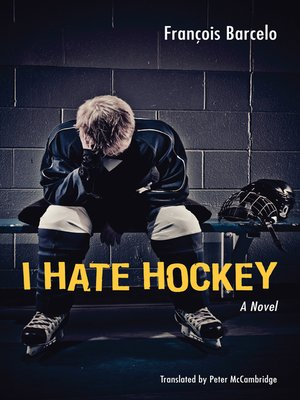 cover image of I Hate Hockey