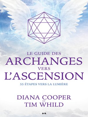 cover image of Le guide des archanges vers l'ascension