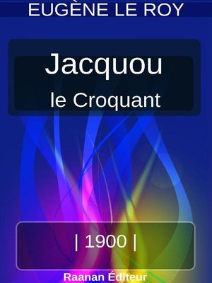 cover image of JACQUOU LE CROQUANT