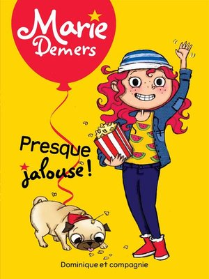 cover image of Presque jalouse !