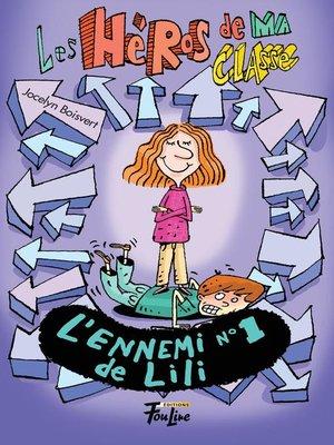 cover image of L'ennemi no 1 de Lili