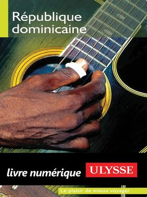 cover image of République dominicaine