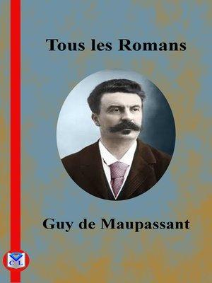 cover image of Tous les Romans
