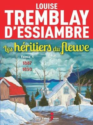 cover image of Les héritiers du fleuve, tome 1