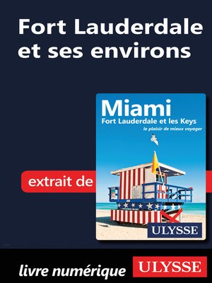 cover image of Fort Lauderdale et ses environs