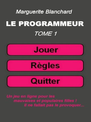 cover image of Le Programmeur