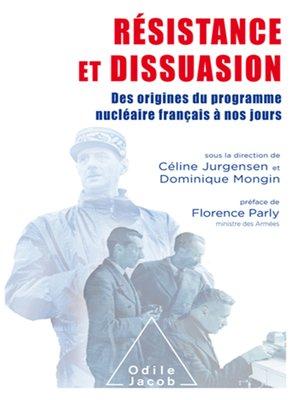 cover image of Résistance et Dissuasion