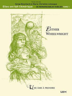 cover image of Esther Wheelwright